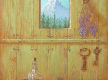 Интерьерная живопись масло м на холст, Киев, Украина, Мастерская Круг