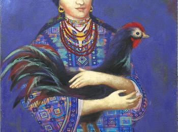 Предлагаем заказать живопись на холсте маслом. Киев, Украина, Мастерская Круг