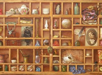 Живопись маслом и акварелью, под заказ. Киев, Украина, Мастерская Круг