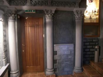 Услуги декоративной фактурной покраски стен в Киеве и Украине. Творческая мастерская Круг