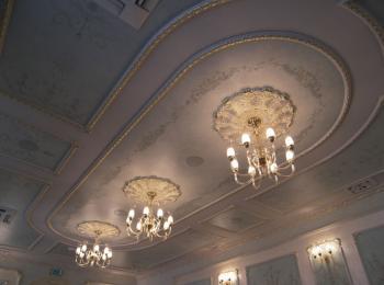 Роспись стен и потолка, услуги в Киеве, творческая мастерская Круг